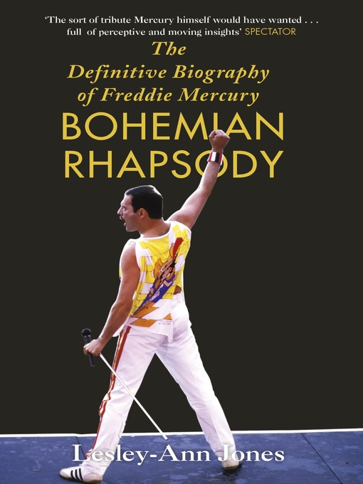 Freddie Mercury (eBook): The Definitive Biography
